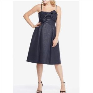 Gal Meets Glam Lucille Starry Night fit & flare 0